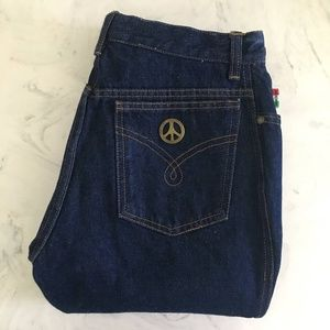 Vintage Made in Italy 90's Slim Fit Jeans